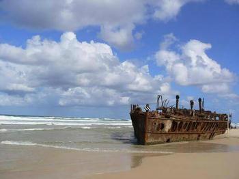 【オーストラリア】フレーザー島。mSIT.jpg