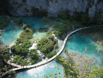 【クロアチア】プリトヴィツェ湖群国立公園  s.jpg