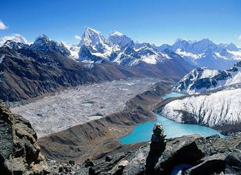 【ネパール】ゴーキョ湖、エヴェレスト国立公園 .jpg