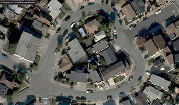 【ハート型地形25】カリフォルニア州サンブルーノにあるハート型の住宅街[1].jpg